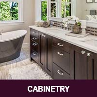 Stunning cabinetry from leading brands available at Classic Design in Lodi.