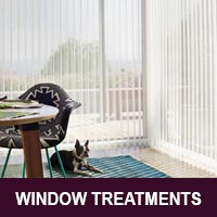 Exclusive HunterDouglas window treatments dealer in Lodi.