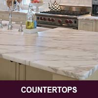 Stunning countertops from leading brands available at Classic Design in Lodi.