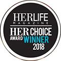 HerLife Magazine - Her Choice Award