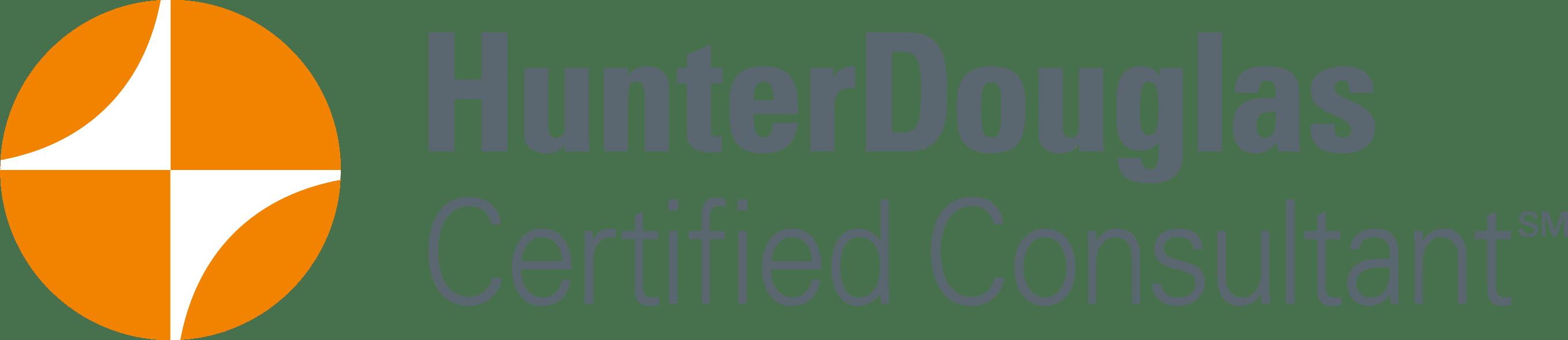 Hunter Douglas Certified Consultant