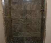 Brown Shower