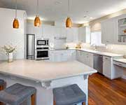 Kitchen Remodel Project completed by Classic Design Interiors in Lodi, CA